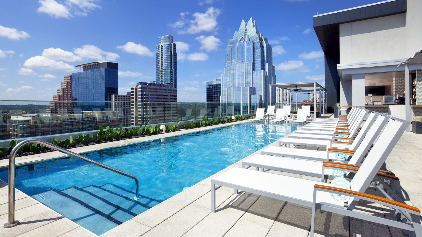 Hotels near 6th street Austin TX
