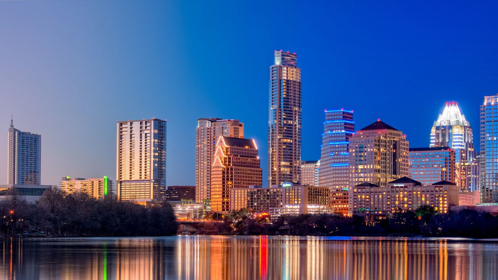 Austin Bachelor and Bachelorette Parties - Skyline
