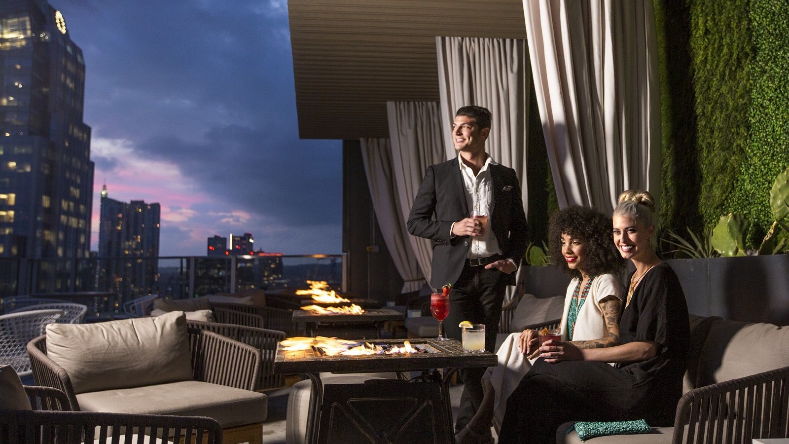 Begin your career at The Westin Austin Downtown.