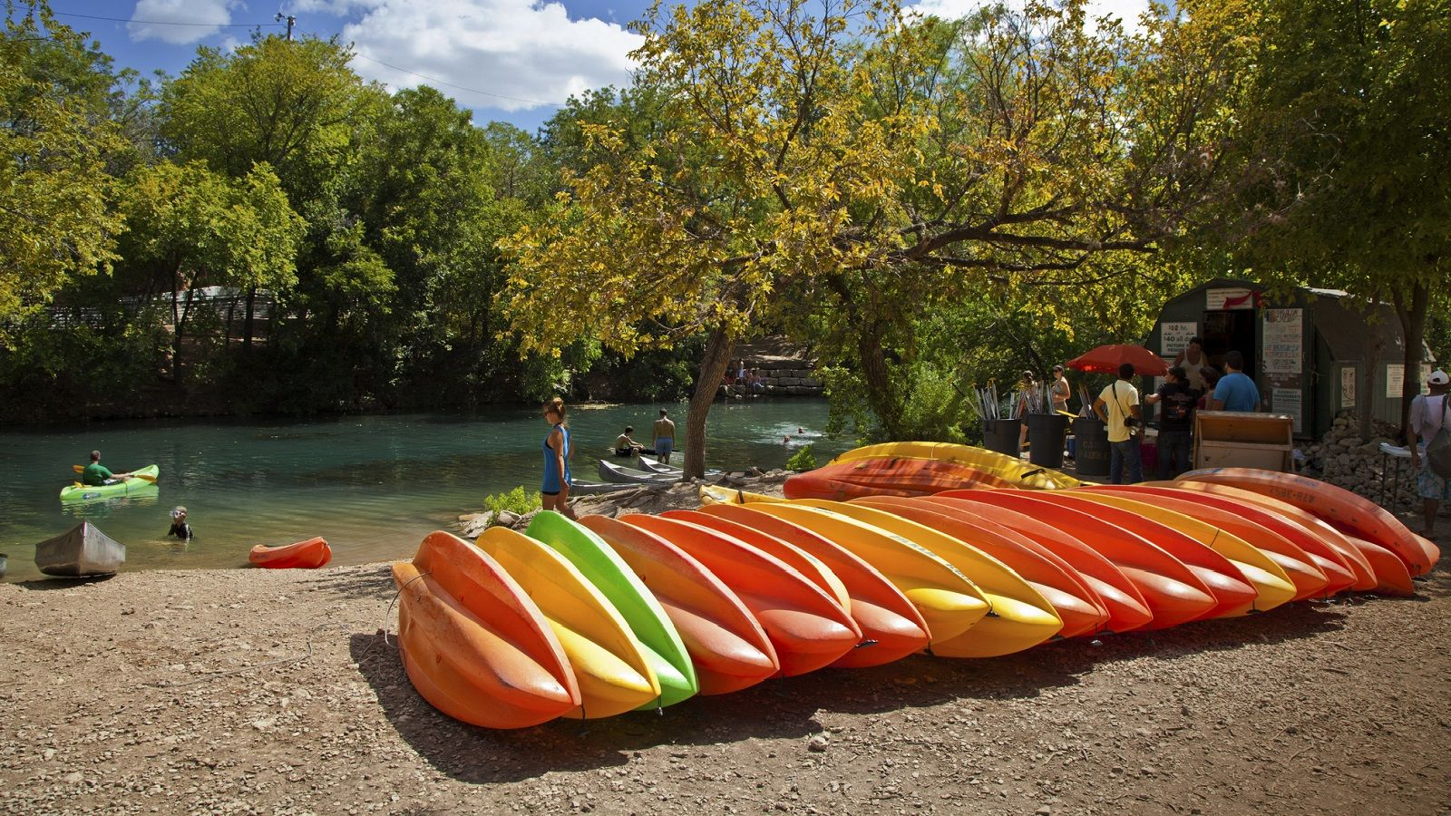 Austin Attractions - Outdoor Adventure