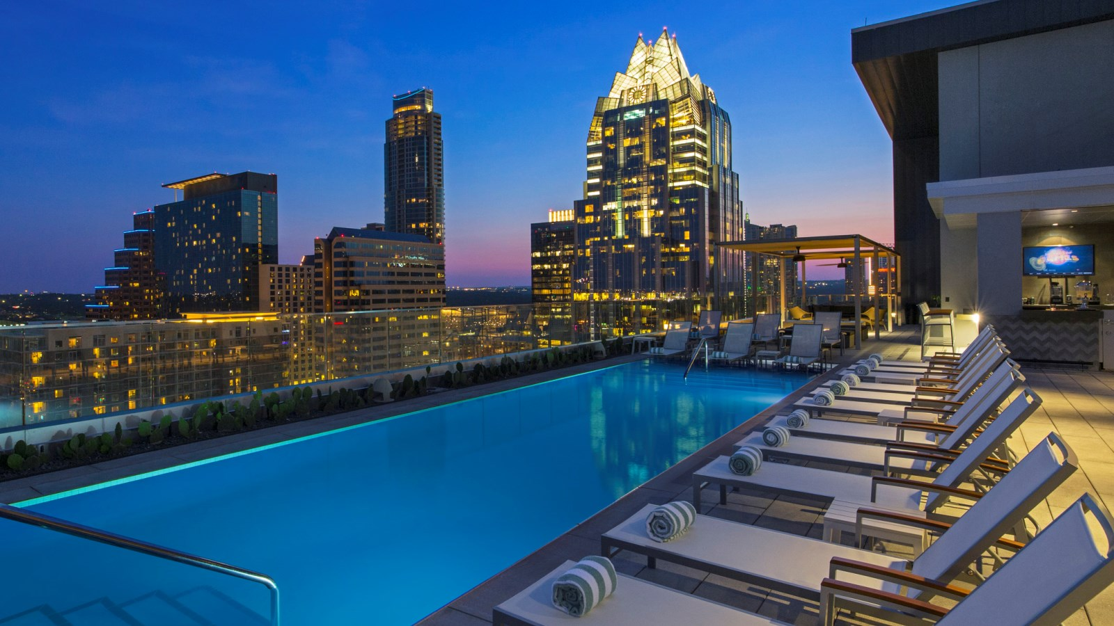 Star Hotels Downtown Austin Texas